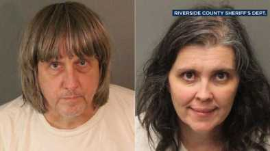 13 Captive Siblings Rescued, Some Chained to Beds; Parents Arrested