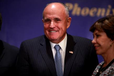 Giuliani: Trump 'Never' Spoke To Michael Cohen About Congressional Testimony