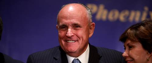 Giuliani Joins Trump Legal Team, Defending Against Mueller