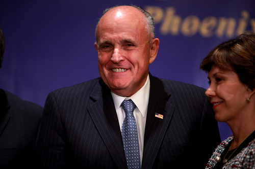 Rudy Giuliani photo