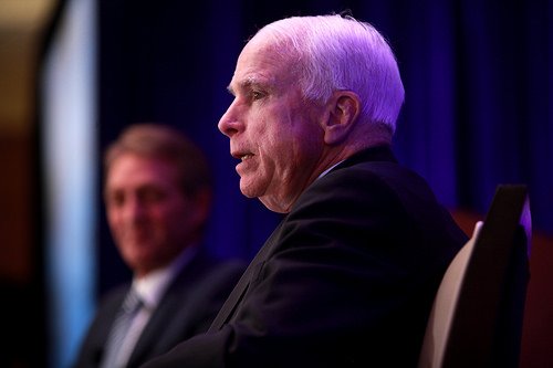 John McCain photo