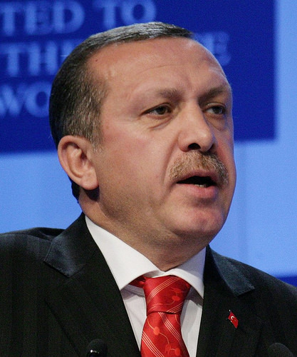 Erdogan photo