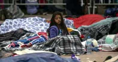 145 Central American Migrants from 'Caravan' Enter US