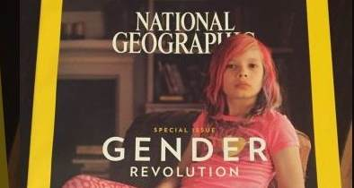 "National Geographic Puts 9-year-old Transgender ""Girl"" on Cover"