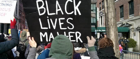 #BlackLivesMatter Furious w/ College Prez Who 'Won't Deal in Demands'