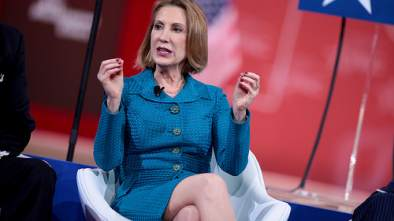 Carly Fiorina considered for director of national intelligence