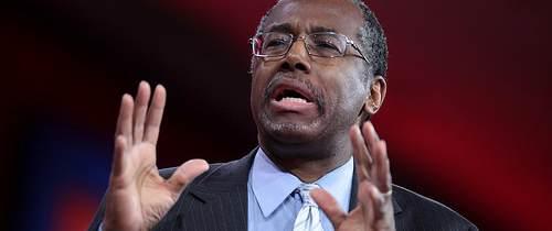 Trump Taps Carson for HUD Secretary