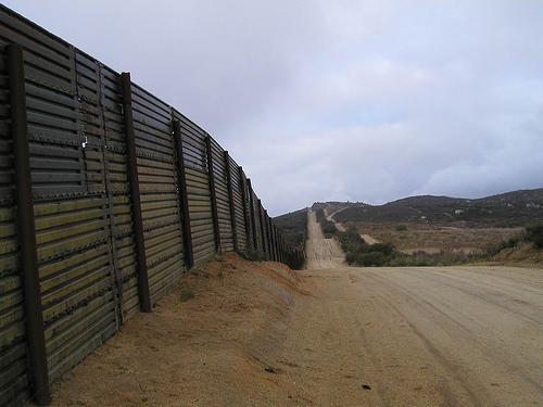 Mexican border photo