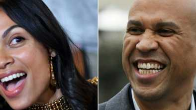 2020 Presidential Hopeful Cory Booker Dating Hollywood Radical Activist