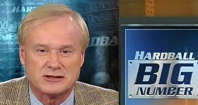 NBC Paid Off Staffer Who Accused Chris Matthews of Harassment