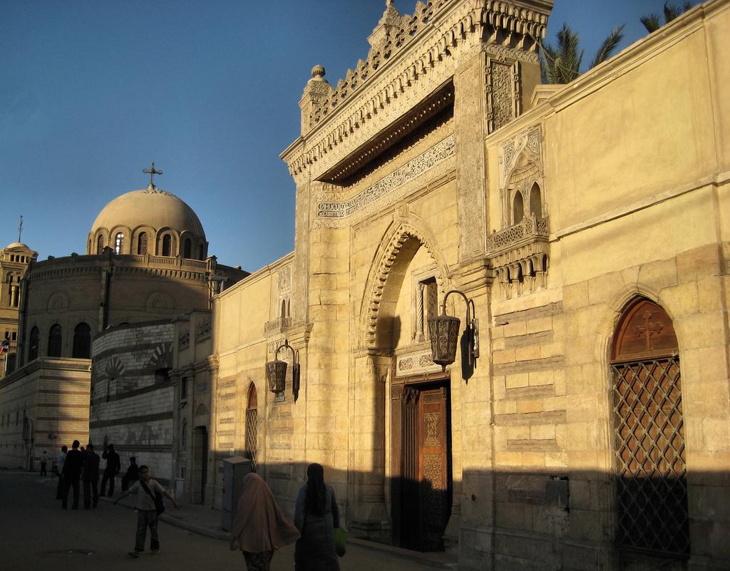 Coptic Christians photo