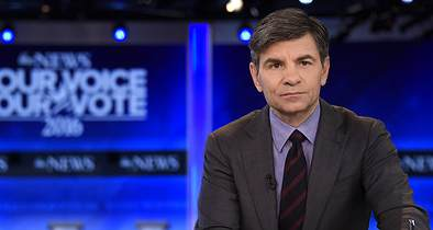 Should ABC Give Clinton Crony Stephanopoulos the Boot?