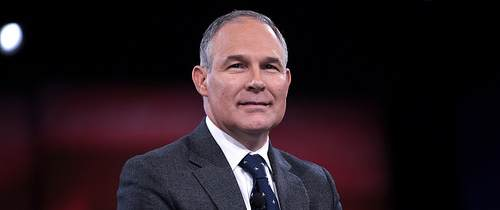 Governors, AGs Ask New EPA Head to Get Agency Off Their Backs