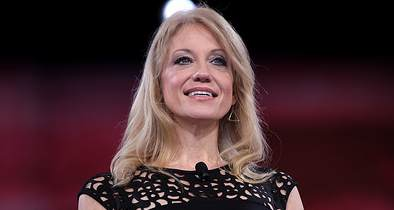 Mr. Kellyanne Conway Gets Attention for Marital Division Over Trump 1