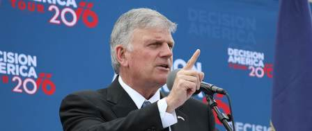 Franklin Graham Calls Out Planned Parenthood for Pushing Trannyism on 3-Year-Olds