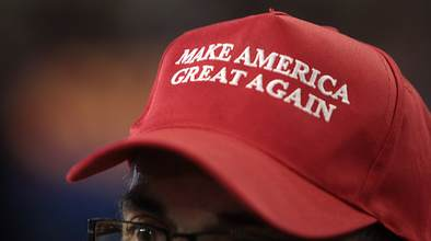 WATCH: Teacher Makes Students Remove Trump Apparel; 'Neo-Nazi' Slogan