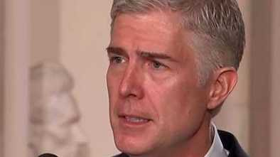 3 Dem Senators Say They'll Vote to Confirm Gorsuch to Supreme Ct 1