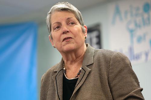 Janet Napolitano photo