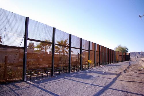 Mexico border photo