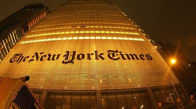 Feds Searched Email and Phone Records of NYT Reporter