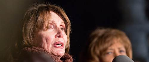 Poll: Democratic Support for Pelosi in Decline