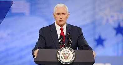 Pence Expresses Hope for Supreme Court to Review 'Selective' Abortion Laws