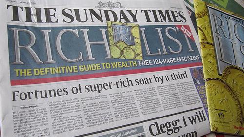 Sunday Times photo