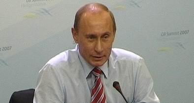 Putin-palooza: The Greatest Show on Earth!