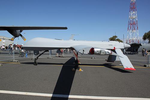Predator drone photo