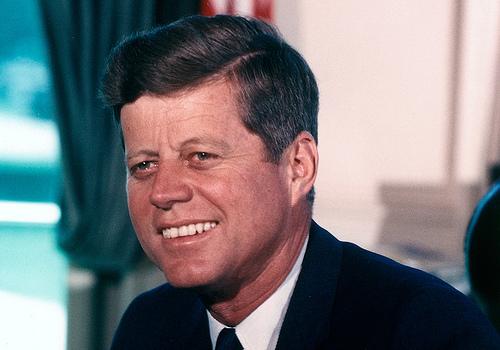 John F Kennedy photo