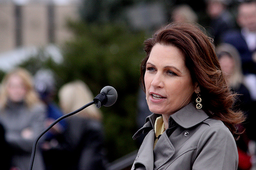 Michelle Bachmann photo