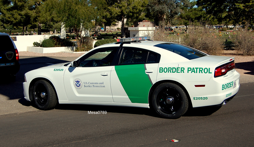 US Border Patrol photo