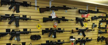 Gun Sales Have Fallen Since Obama Left Office