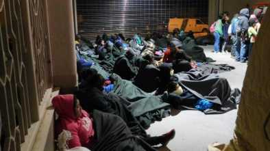 620 Illegal Aliens in Large Groups Pour Across New Mexico's Unprotected Border