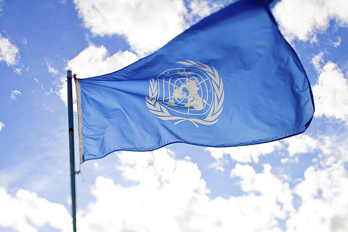 United Nations photo