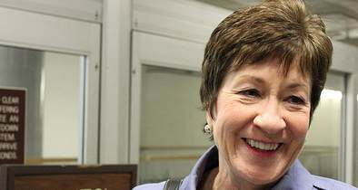 Sen. Susan Collins Again Leads RINO Pack in Conservatism Scores