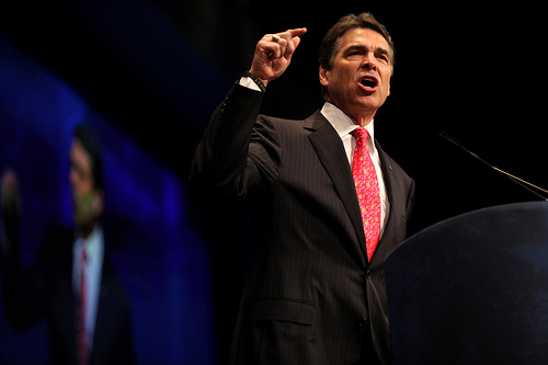 Rick Perry summoned to NYC to discuss key Cabinet position ...