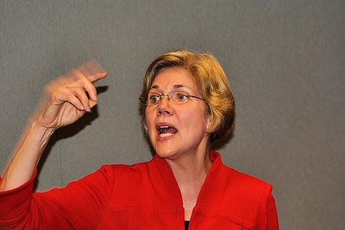 Elizabeth Warren photo