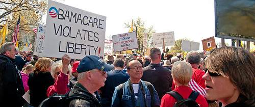 REPORT: Obama Used IRS to Push Obamacare