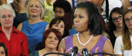 "Michelle Obama Whines That the Election Was ""Painful"" For Her To Watch 1"