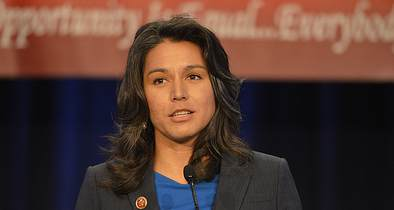Hawaiia Rep. Tulsi Gabbard, a Hindu, Announces Run for President
