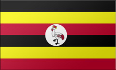 Uganda flag photo