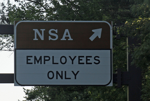 National Security Agency photo