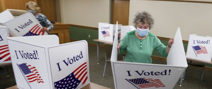 9 States Go to Polls for Rescheduled Primaries Amid COVID and Riots