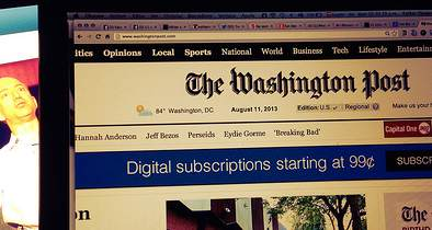 Washington Post Attempts to Delegitimize Heritage's Daily Signal