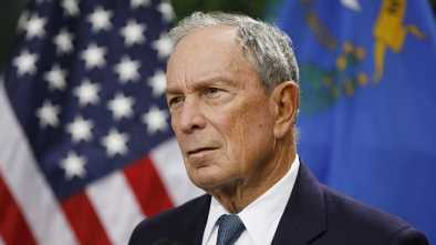 Michael Bloomberg Begs Forgiveness for