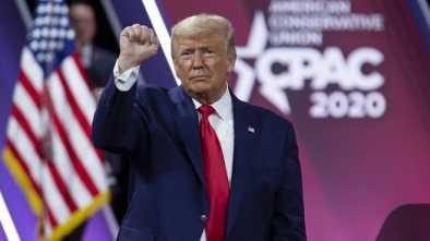 Trump Tells CPAC He