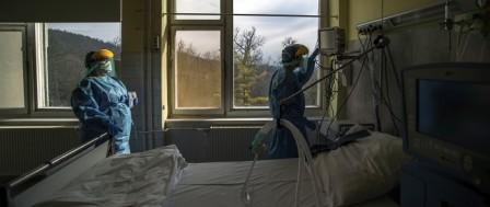 COVID19 UPDATES - Nursing home deaths soar past 3,300 in alarming surge plus MORE AP20099640627639-e1586697944763-448x189
