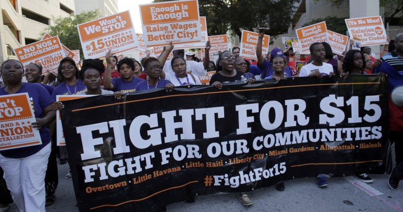 Labor Unions Teaming Up w/ Racial Protestors for Mass Walkout on July 20