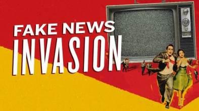 BACKER: The Establishment — on Both Sides — Weaponizes 'Fake News'